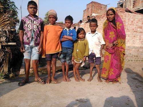 शेखपुरा गाँव में फ्लोराइड