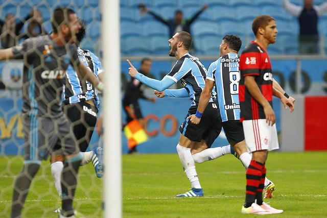 Grêmio X Flamengo | 22/05/2016