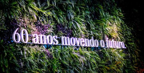 60 anos de Mercedes-Benz no Brasil