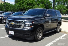 Baltimore MD Police - Chevrolet Tahoe (1)