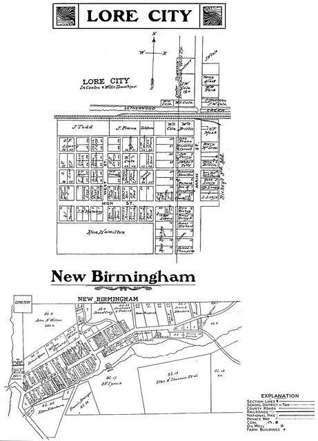 1902 Lore City Birmingham