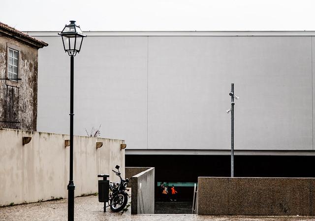 em algum lugar em Belém, Lisboa
