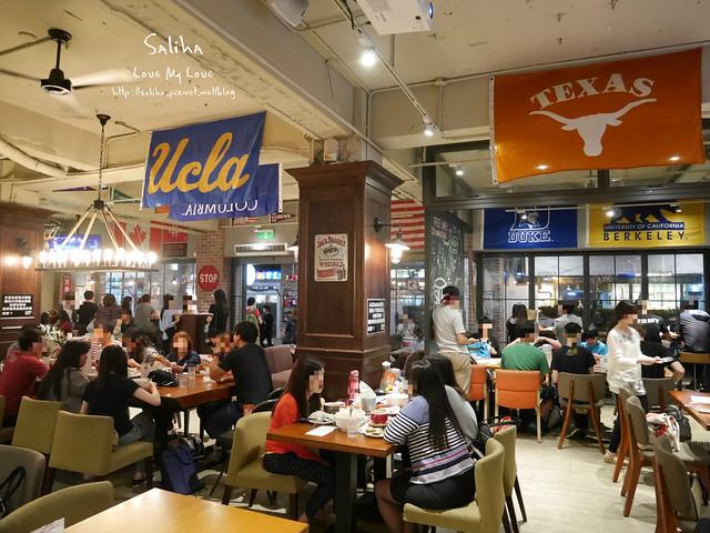 campus cafe忠孝店美式餐廳推薦 (13)