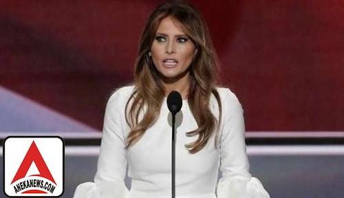 #News: Penulis Pidato Melania Trump Minta Maaf0