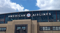 American Airlines Building at LaGuardia; Queens New York