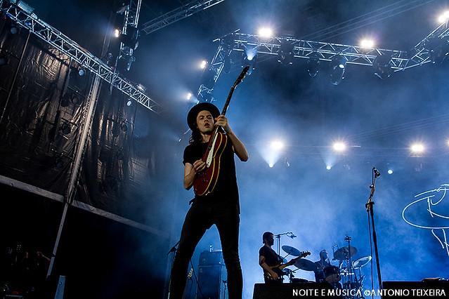 James Bay - Meo Marés Vivas '16