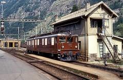 - Schweiz BLS  272  bis