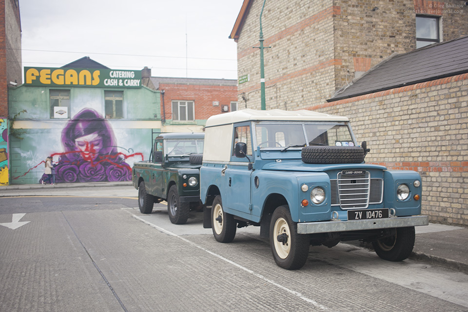Dublin Land Rover