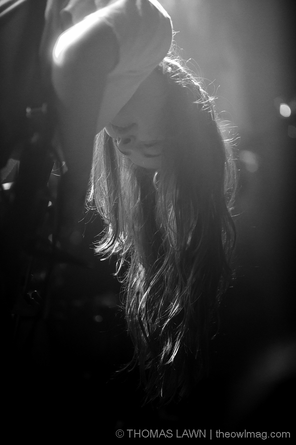 Baby in Vain @ Wonder Ballroom, Portland 10/28/14