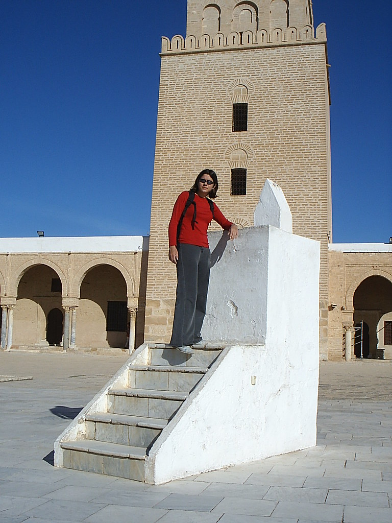 In Kairouan, Tunisia