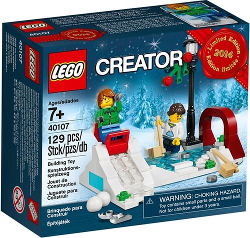 LEGO Creator 40107
