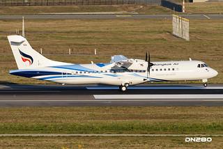 Bangkok ATR 72-600 msn 1194