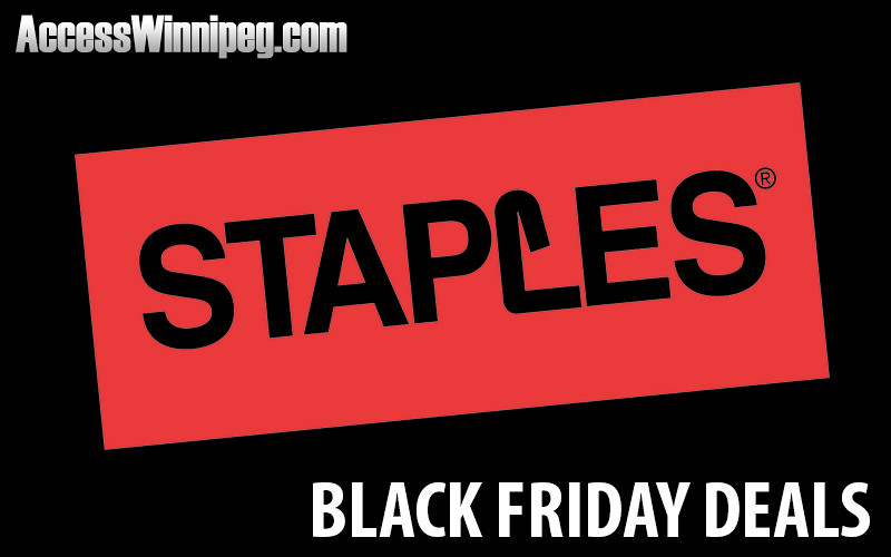 Best Black Friday deals from staples. Here are some of the best deals from the most recent Staples Black Friday ad: HP Pavilion inch laptop (Intel Core i7 processor, 24GB RAM, 1TB hard drive) for $; HP Pavillion 2-in-1 laptop with Intel Core i5 processor (8GB Ram, 1TB hard drive) for $ ($ off)/5().