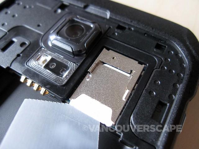 Samsung Galaxy S5 Micro SIM card-1