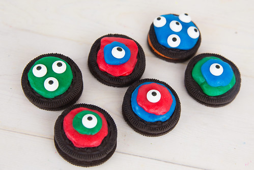Oreo Monsters #SpookySnacks #Shop