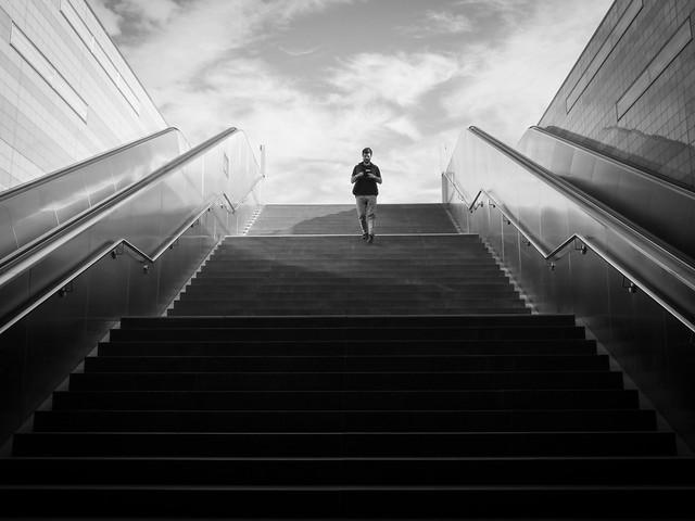 Schwarzkaefer - The Stairway