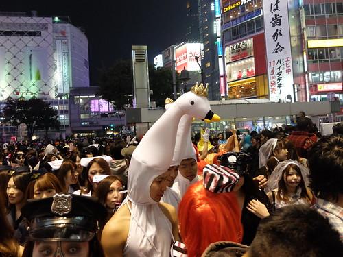 Shibuya Halloween Night 2014 10