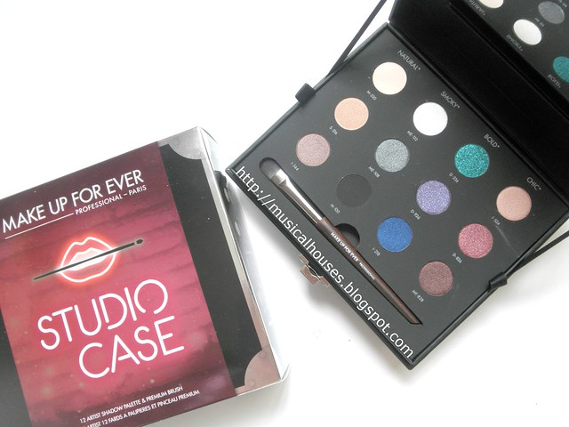 MUFE Studio Case 1