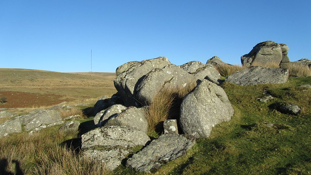 Fur Tor ( Walkhampton )