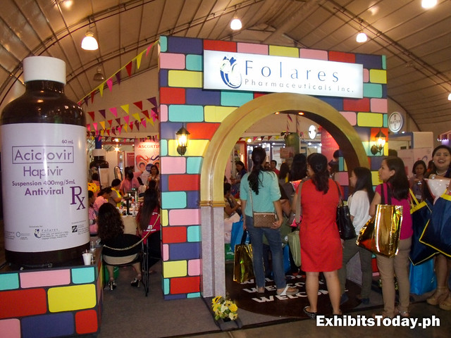 Folares Trade Show Display