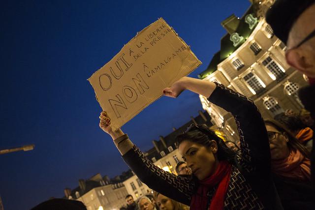 Rennes : 15.000 personnes réunies