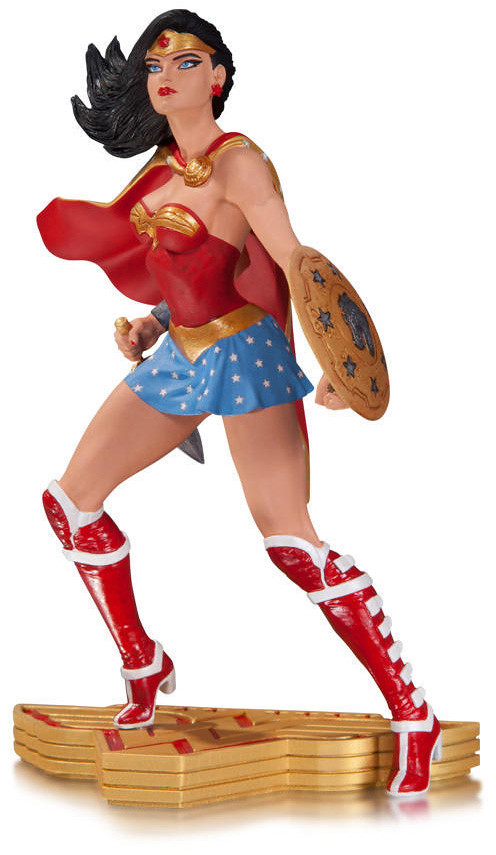 DC Collectibles –【神力女超人羅馬戰士版】Wonder Woman The Art of War Statue 漫畫家限定