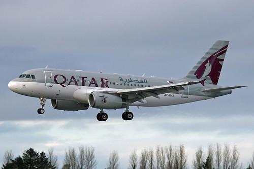 A319 - Airbus A319-133X/CJ