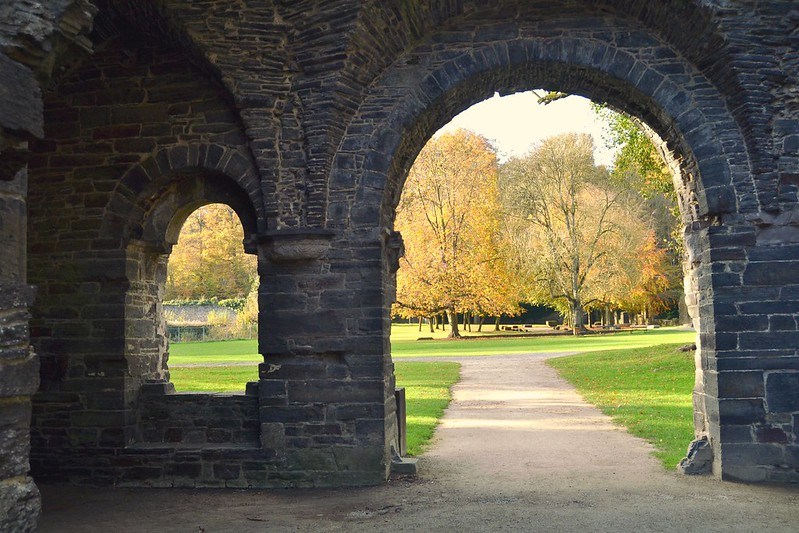 Abbaye de Villers 12
