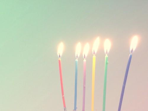 had an awesome birthday♥