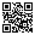 Código QR para acceder a la App de guía multimedia con subtítulos, vídeos en lengua de signos y audiodescripciones