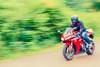 Bike Racing at Chikhaldara