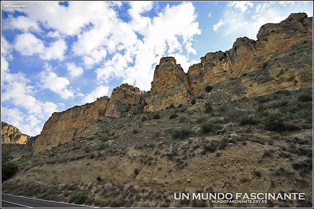 Paisajes hacia Albarracín