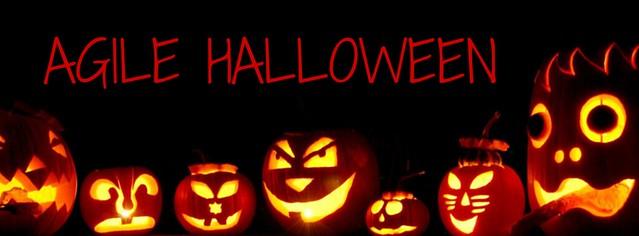 Agile Halloween Blog Image
