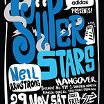 11/29 - Adidas Originals presents superstars party series at HANGOVER Guangzhou