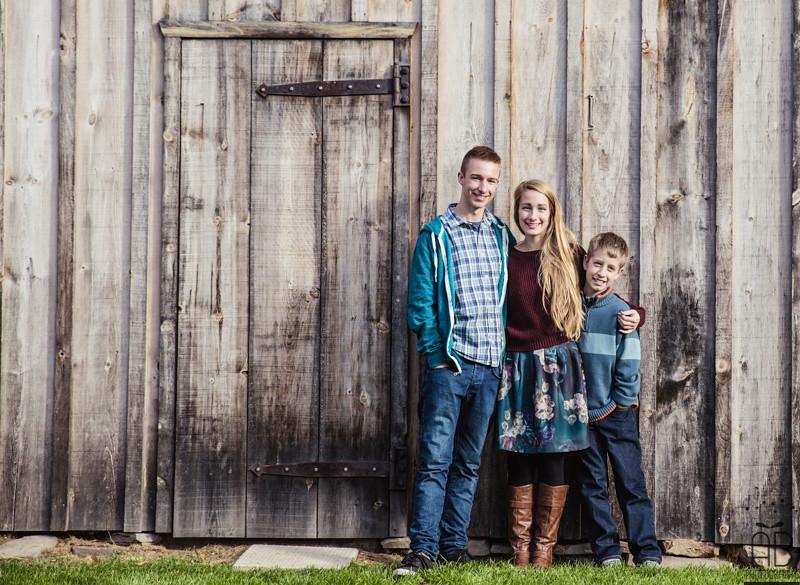 Family Photo Shoot | personallyandrea.com