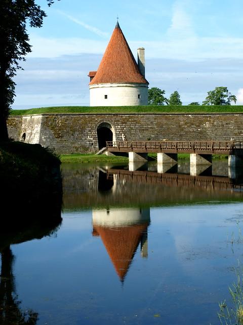 Kuressaare Castle, Saaremaa, Estonia