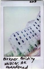 Abandoned Buckner Building