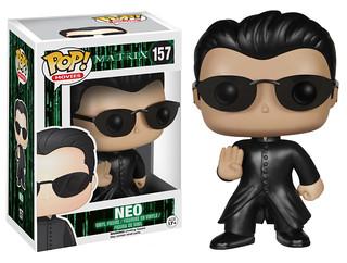 FUNKO POP! MOVIES 系列【駭客任務】The Matrix