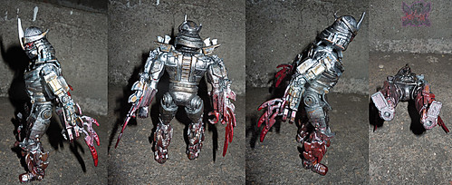 """NINJA TURTLES"" Movie :: SHREDDER  { tOKKustom MOVIE MANIAC } v (( 2014 ))"