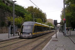 Porto Tram MP054
