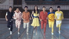 Running Man China vs Running Man Korea