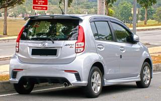 2013 Perodua Myvi 1.3 SE (S-Series)
