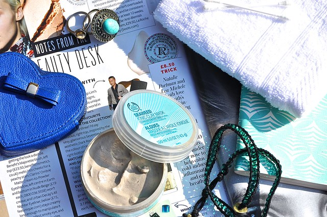 Body Shop Seaweed Mask 3