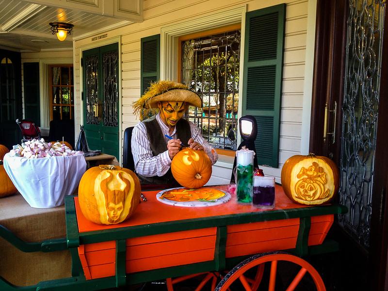 Disney Pumpkin Carving