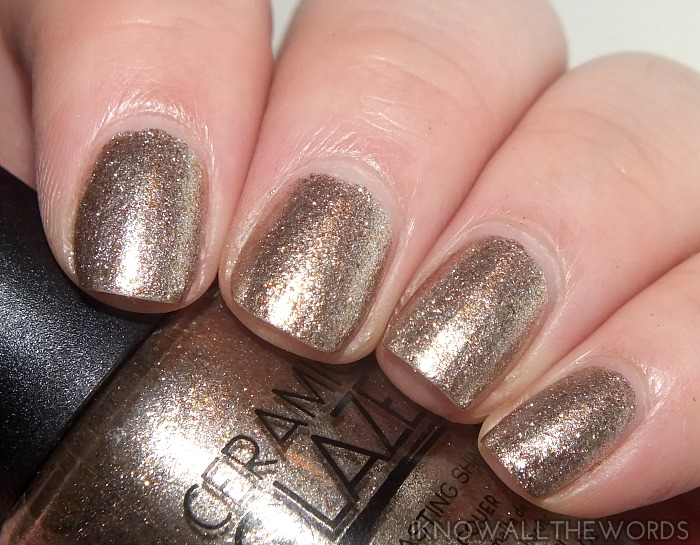 ceramic glaze holiday bling collection- 24 karat