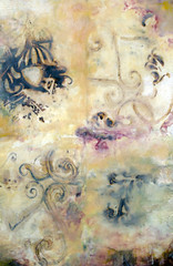 Encaustic - 1 - Frances' art
