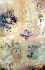 Encaustic - 1 - Frances' art