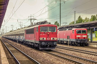 155 175-3 DB Schenker Berlin Schönefeld 08.07.11