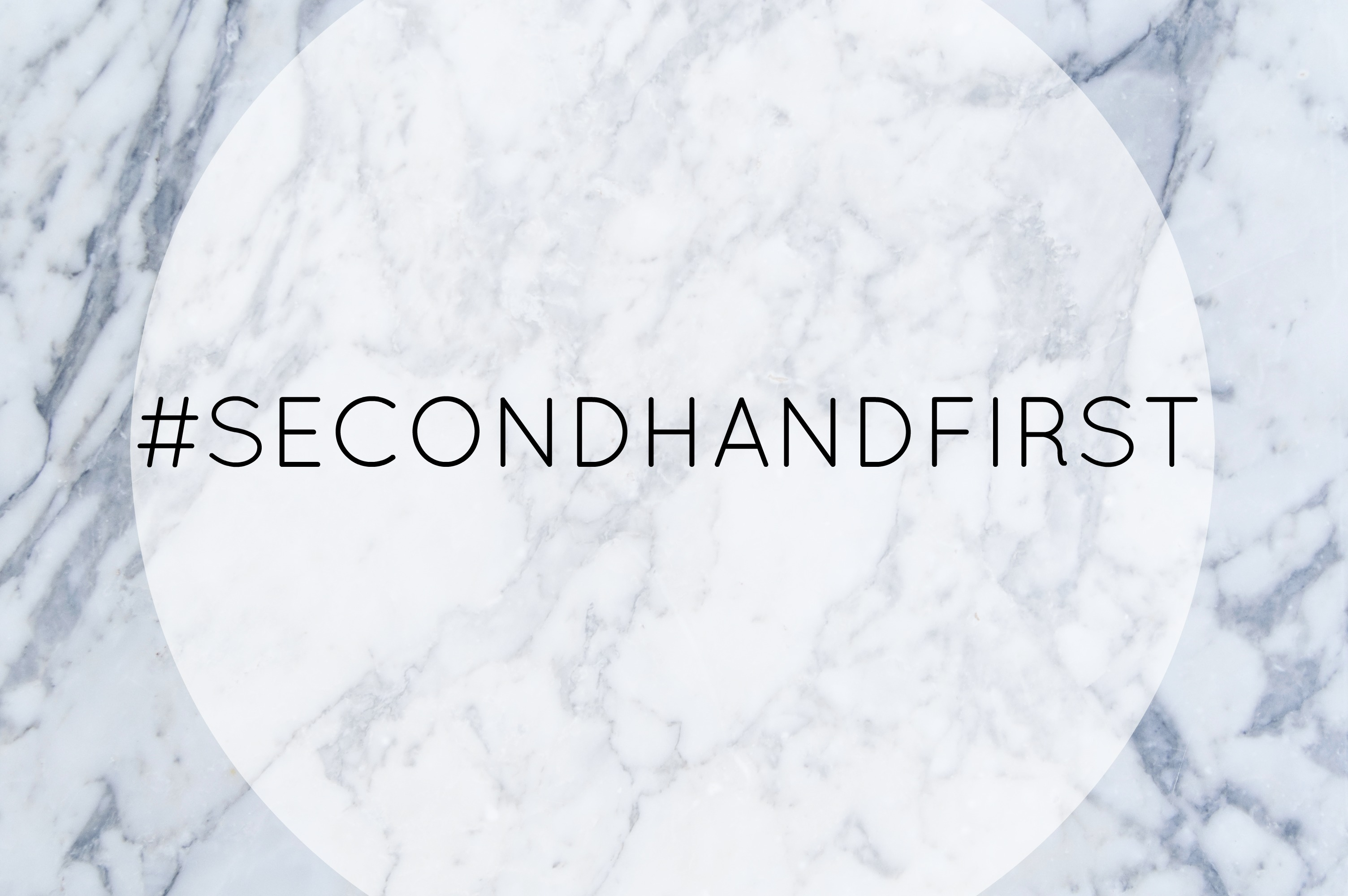 TRAID Second Hand First Week ethical fashion campaign get involved