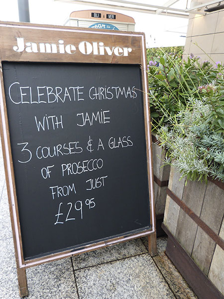 celebrate christmas with jamie